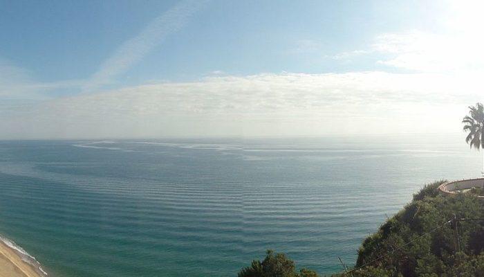 Tischtennis Urlaub Calella Strand Panorama